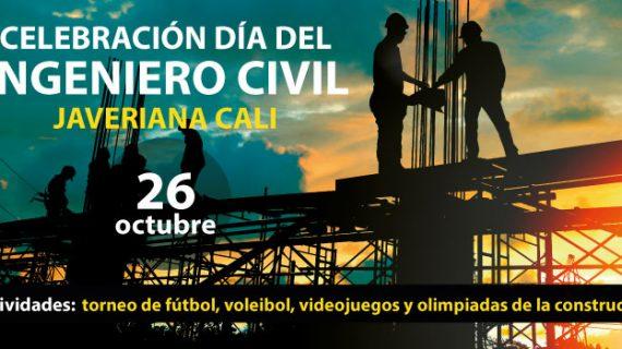Celebración Día del Ingeniero Civil en la Javeriana