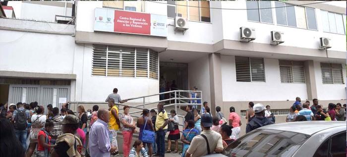 Centro Regional de Atención a las victímas