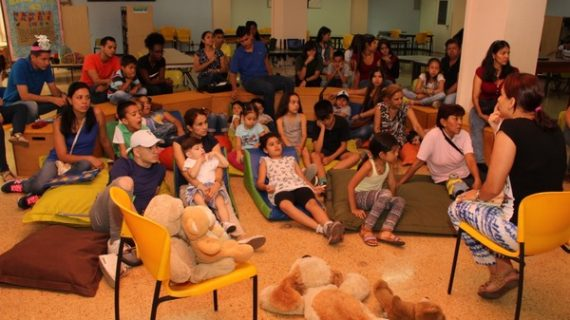 Con la Hora del Cuento, la Biblioteca Departamental invita a la niñez vallecaucana a vencer los miedos