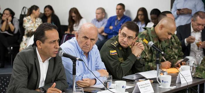 Congresistas reiteran respaldo de más pie de fuerza y recursos para la seguridad de Cali