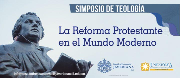 Simposio sobre los efectos de la Reforma Protestante en la Javeriana