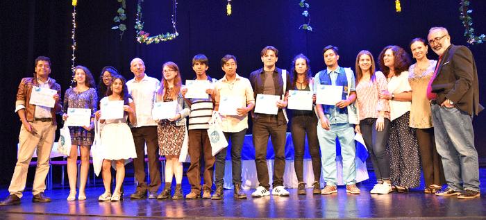El Festival Internacional de Poesía de Cali premió a los mejores