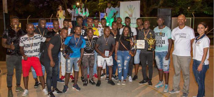 El torneo de fútbol Afrocolonias: amistad, paz y deporte entre colonias del Pacífico residentes en Cali