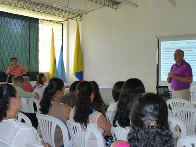 En el municipio de Dagua, se cumplió el onceavo Encuentro de los Comités de Alimentación Escolar, CAE