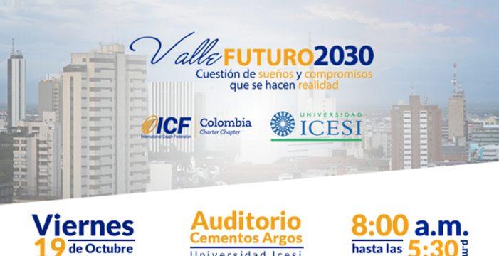 Encuentro en Icesi reunirá a gurús internacionales del coaching para hablar del futuro del Valle del Cauca