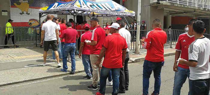 Estas son las medidas de seguridad para el partido América – Medellín