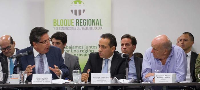 Fiscal Martínez presentará propuesta