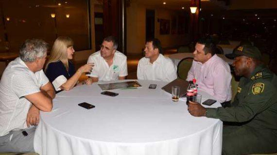 Gobernación y equipos de fútbol del Valle inician campaña para erradicar la violencia entre barras