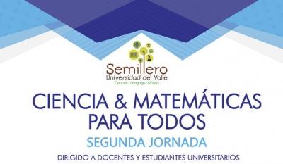 II jornada Ciencia y Matemática