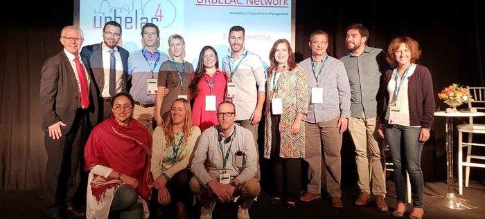 Modelo de cultura ciudadana de Cali fue presentado ante Urbelac Network, en Uruguay