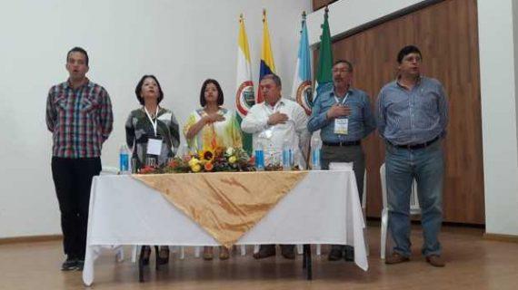 Semana cultural y encuentro departamental de normales en Guacarí