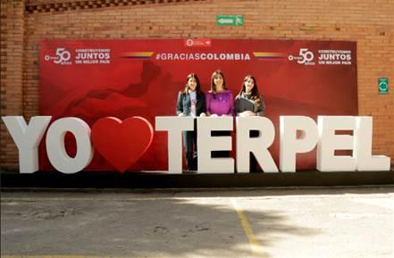 Terpel celebra sus 50 años beneficiando a más de 6.000 estudiantes del país