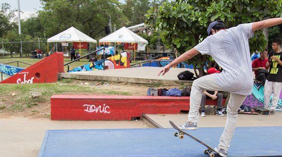 Adrenalina pura en el Nacional de Skate del programa Vértigo