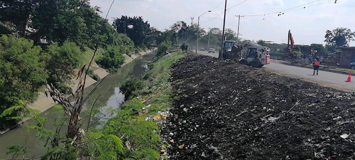 Alcaldía entregará resultados de la limpieza en la avenida Ciudad de Cali