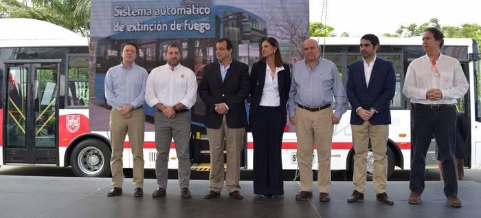 Cali, la primera ciudad de Colombia que tendrá una flota de buses eléctricos para el transporte público