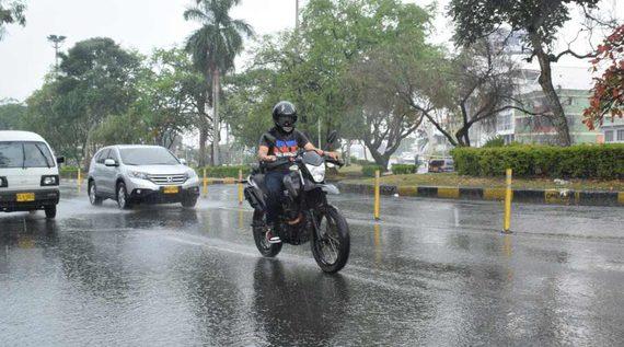 Cali pasa por bajas presiones y lluvias, acate las recomendaciones