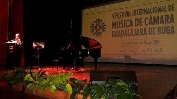 El Festival Internacional de Música de Cámara unió el teatro y la música en Buga
