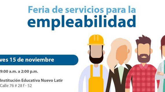En el oriente de Cali se realizará la 'Feria de servicios para la empleabilidad'