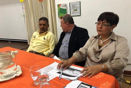 En reunión con rectores del Valle se cerró el año lectivo 2018 y se dieron instrucciones para el 2019