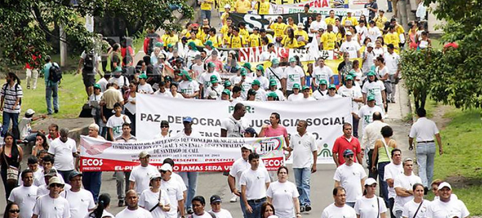 Estas son las vías alternas recomendadas por la Secretaría de Movilidad ante la marcha de las centrales obreras
