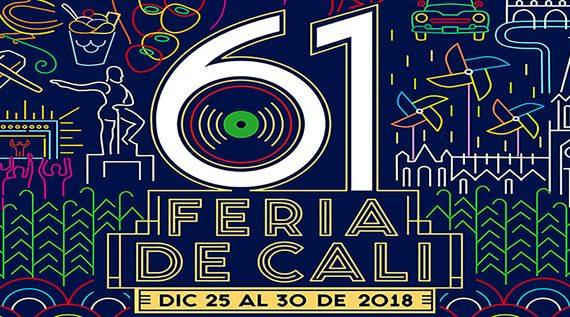 La Feria de Cali se perpetúa en un mural de la Estación Cañaveralejo del MIO