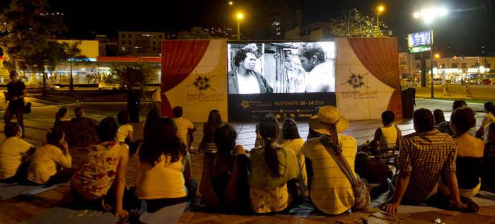 Foro '¿Hacia dónde va la industria cinematográfica y audiovisual del Valle del Cauca?'