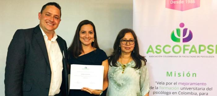 Premio Innovación Docente 2018 para profesora javeriana
