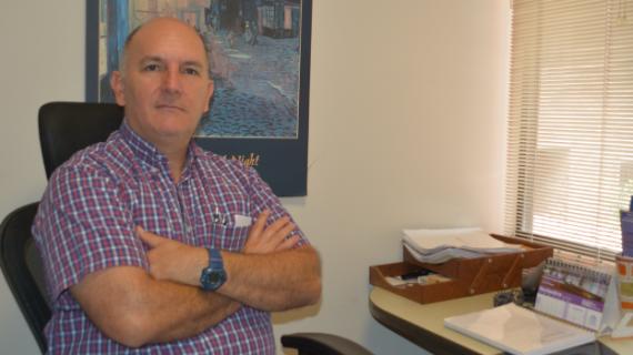 El profesor javeriano que se ganó el Premio Jorge Isaacs 2018