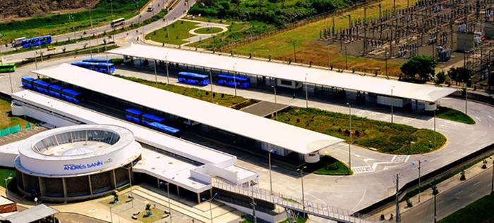 Terminal Andrés Sanín