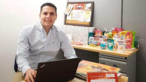 Egresado de Icesi desarrolla estrategias para atraer y retener compradores del Grupo Casino