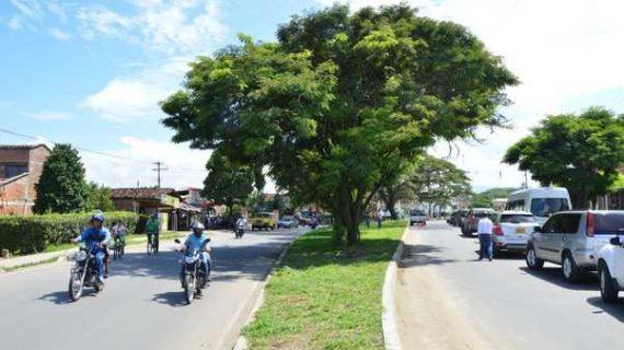 Gobernadora del Valle entregó la Avenida Santa Ana a los cartagüeños