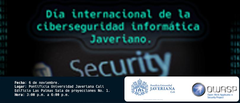 la ciberseguridad un tema para todos
