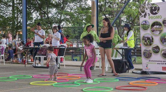 Los jóvenes están cambiando las historias en el barrio San Luis II