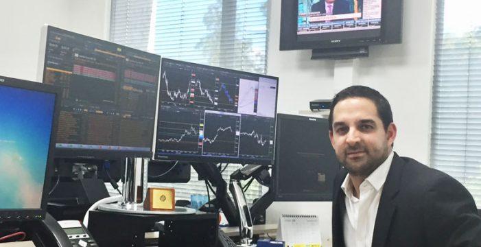 Juan Camilo Bocanegra, Trader de divisas en Giros y Finanzas