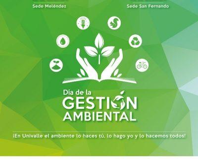 Día de la Gestión Ambiental en la Universidad del Valle