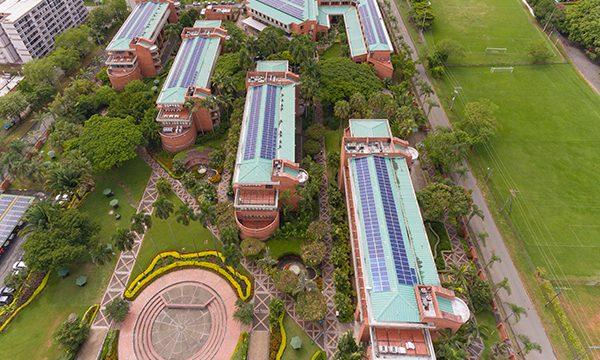 La UAO es la universidad más sostenible de Colombia