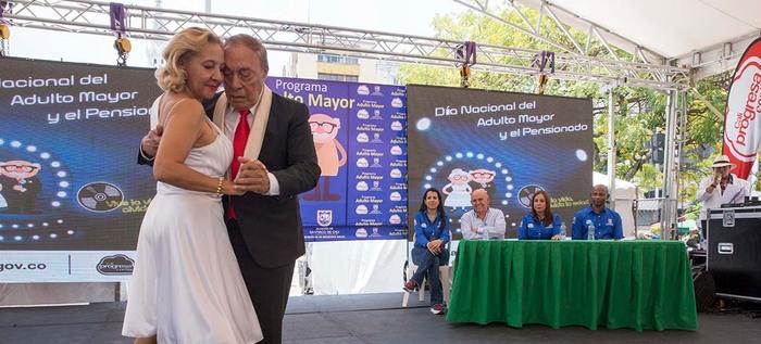 Edgar y Yolanda: historia de una década bailando en el Salsódromo
