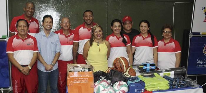 El Colegio Inem Jorge Isaacs se consagró campeón de los Juegos Supérate