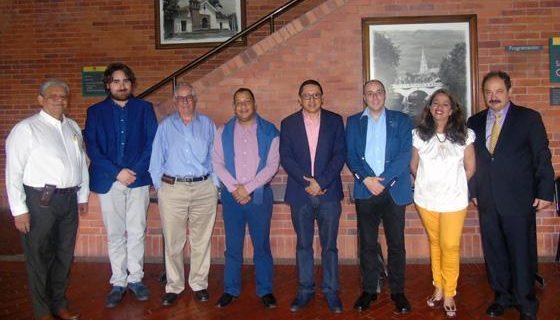 Encuentro entre investigadores de la UAO y la Universidad de Quebec, Canadá