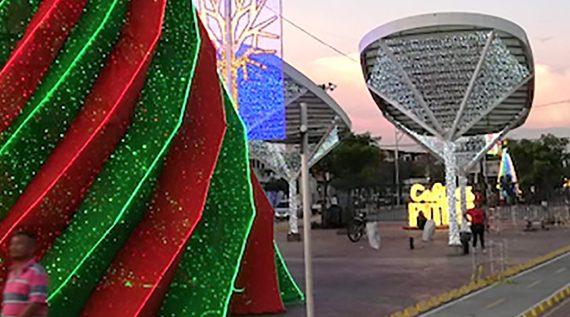 Este domingo 16 de diciembre el oriente caleño se alegra e ilumina a ritmo de Navidad