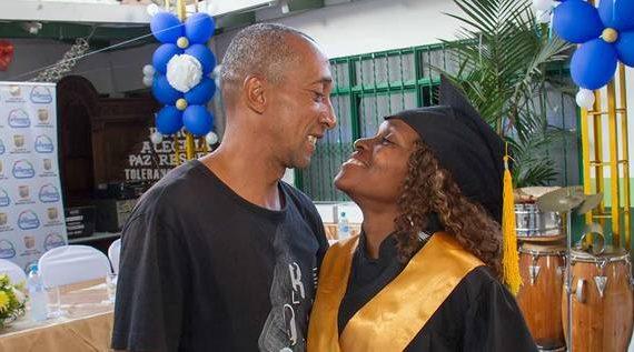 Ex habitantes de calle dieron el sí en su matrimonio y hoy viven un cuento de hadas