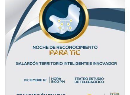 Galardón 'Valle Territorio Inteligente e Innovador' a instituciones y empresas regionales del sector TIC