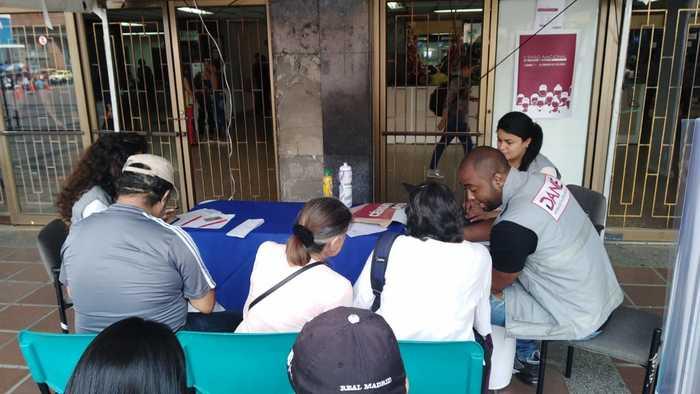 Gobierno del Valle activó la línea 620 02 00 para información sobre el censo