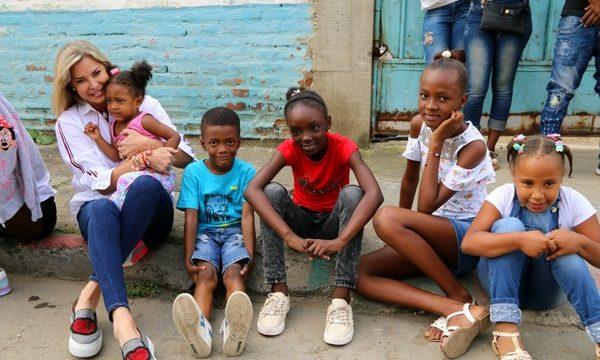Gobierno departamental llenó de mil sonrisas los rostros de los niños de El Calvario y Sucre