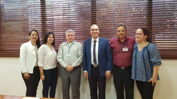 La Universidad Santiago de Cali participa en reunión de empalme de la RUPIV