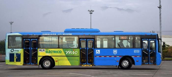 Metro Cali abre licitación para su nueva flota de 309 buses, el 30% eléctricos