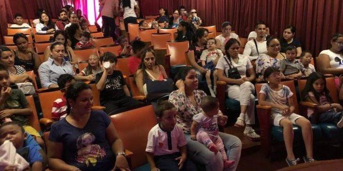 Niños con enfermedades huérfanas recibieron navidad adelantada por parte de Icesi