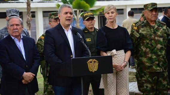 Presidente Duque dio vía libre a Megaestación de Policía de El Diamante