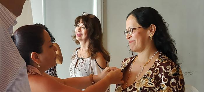 SENA resalta procesos de capacitación para vacunadoras de Cali
