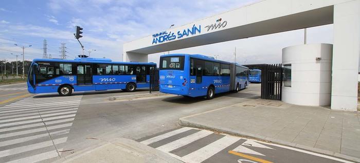 Unimetro recuperará flota del MIO y aportará 35 buses nuevos